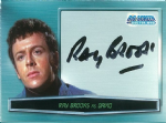 Doctor Who Big Screen -  A4 Ray Brooks as David  Trading Card -  10665